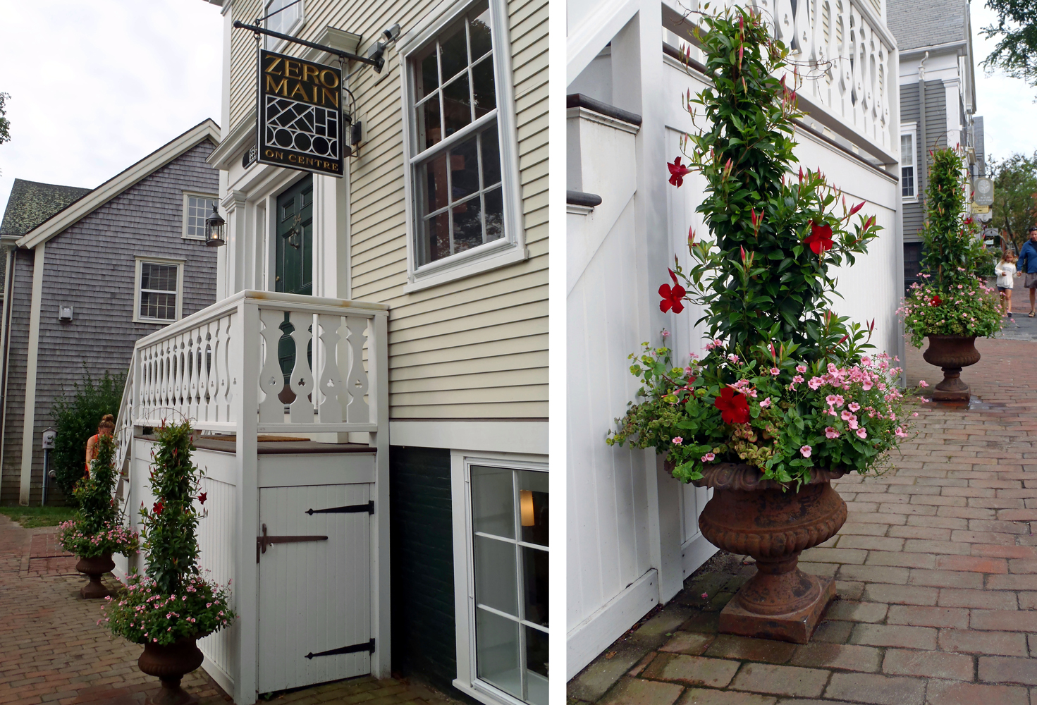 Nantucket Container Garden