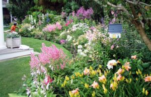 Nantucket Garden Design